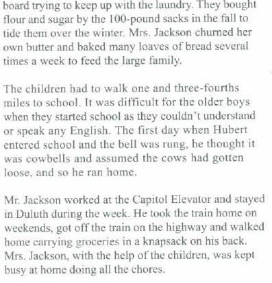 jackson story part two