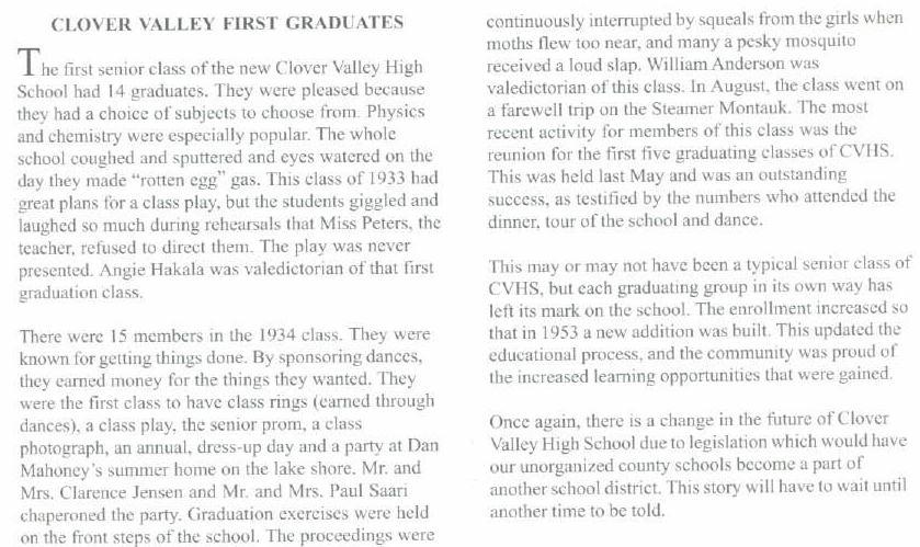 first grads