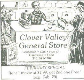 cv store ad